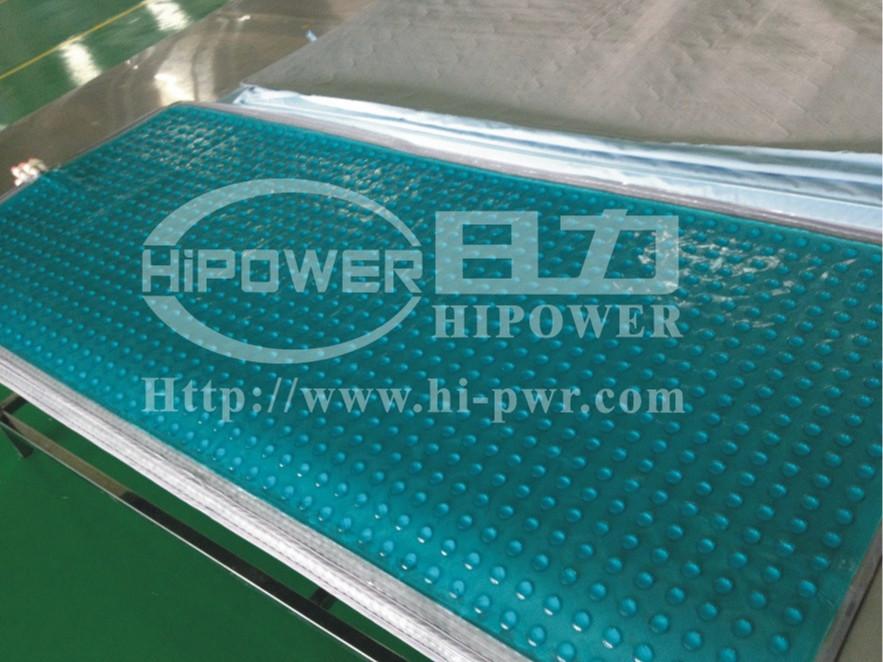 生态凝胶球形床垫高周波熔接机