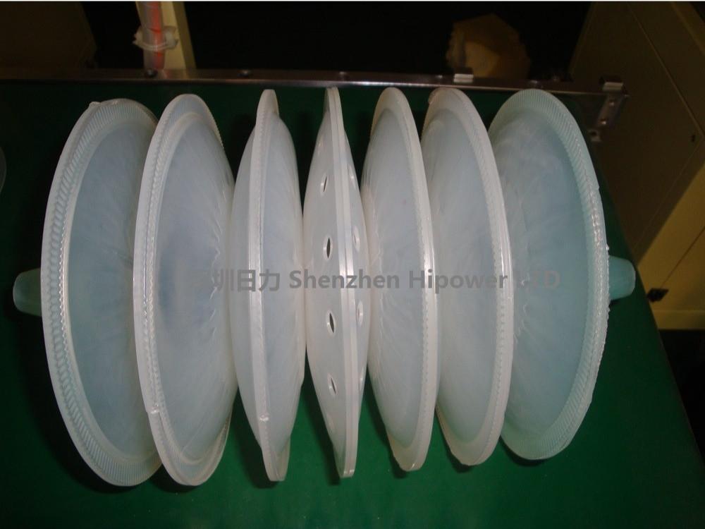 卧式高周波PVC万向环活塞焊接机