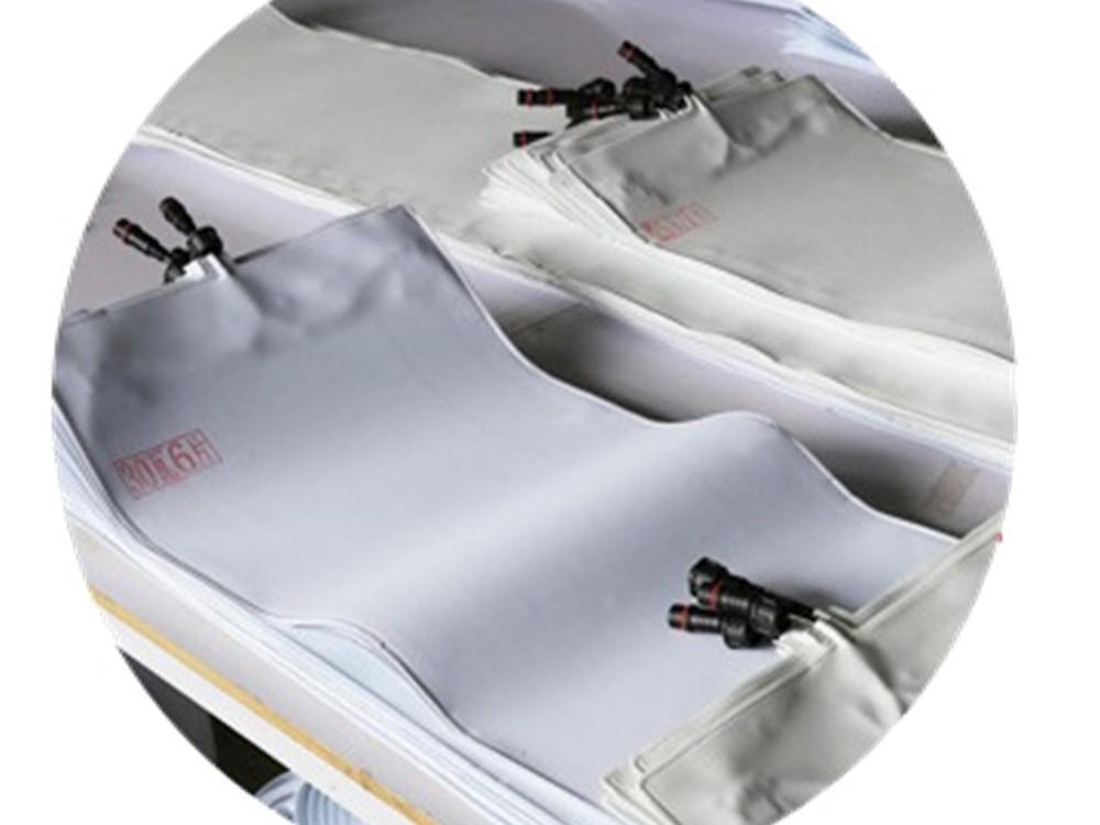 全自动地热袋热合机|全自动地热膜焊接机|PVC石墨烯地暖袋封口机