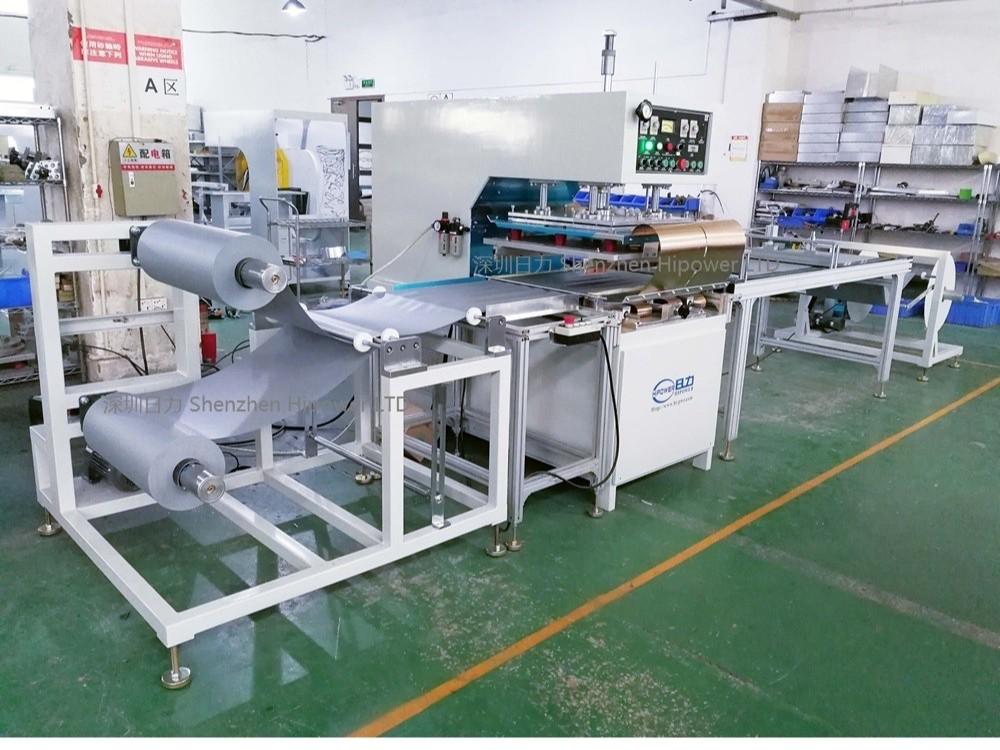 石墨烯电热膜高频焊接机 PVC电热地膜高频焊接机