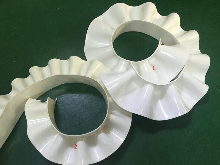 高频PVC工业传送带焊接机_皮带接驳机_PVC裙边挡板机