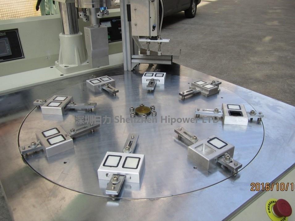 HC-2615-6AC 汽车反光灯焊接机