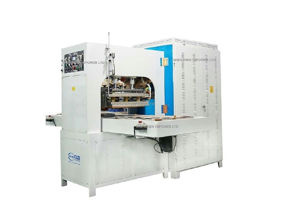 空气过滤袋过滤棉高频焊接机