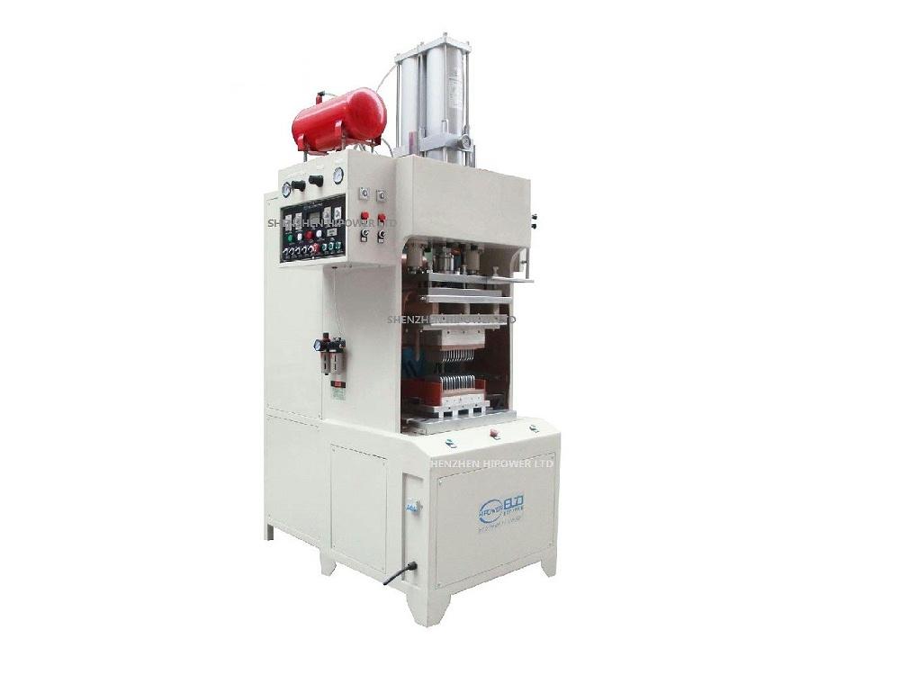 非标高行程定盘式高周波熔接机