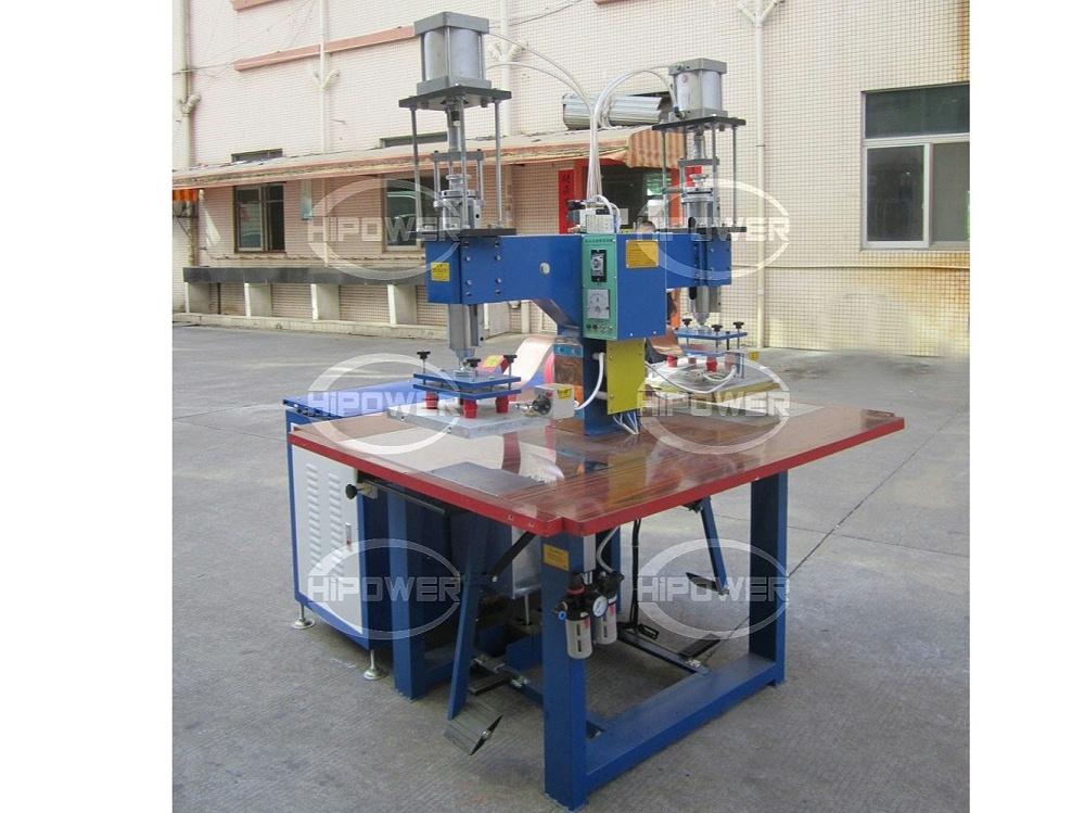 HR-10KW-TA 双头空油压式高周波熔断机