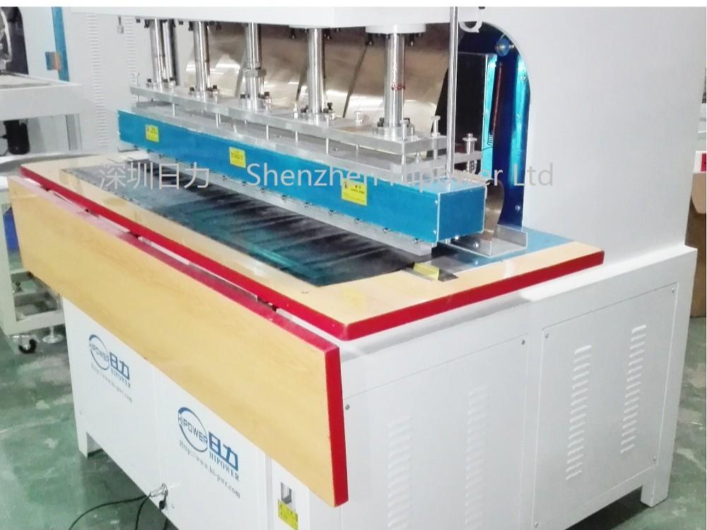 投影高周波帆布焊接机 投影仪幕布熔接机