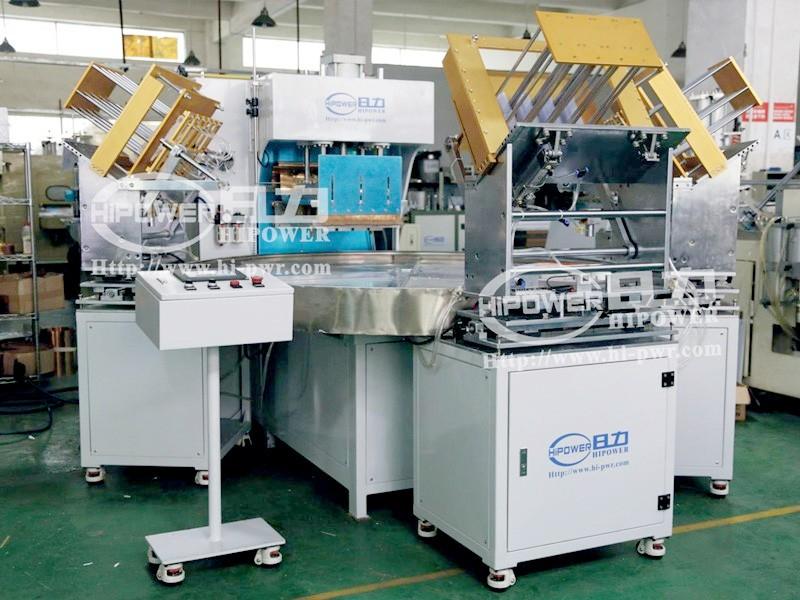 全自动高周波吸塑包装机