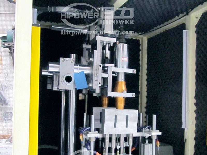 汽车灯多点焊接超声波机,汽车空调出风口焊接机