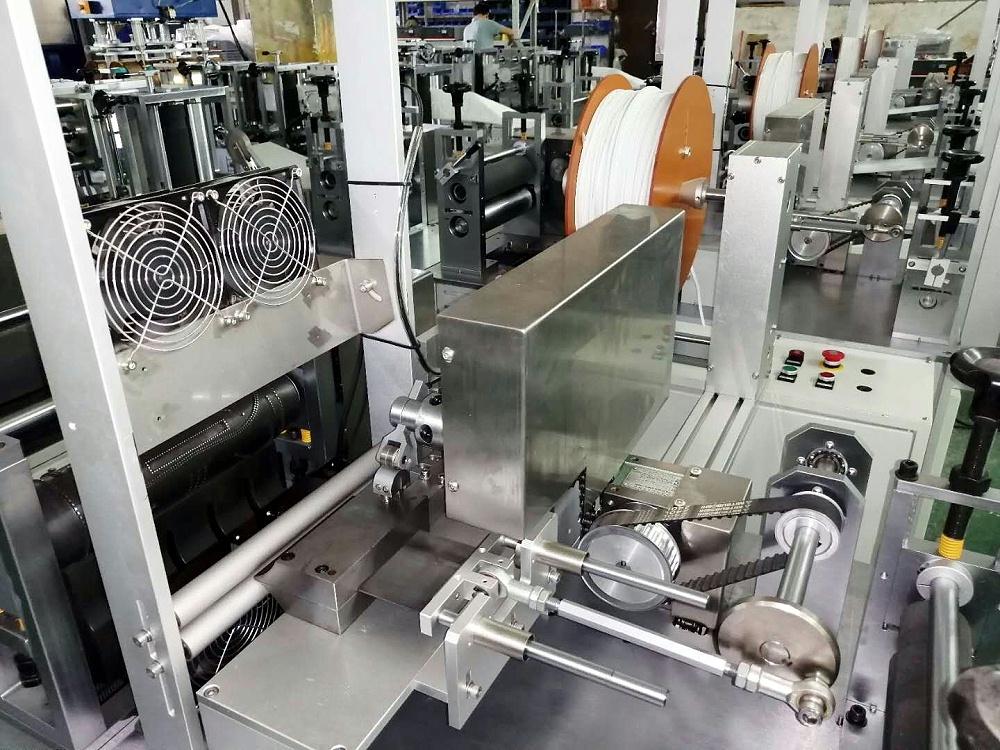 HC-2615DP KN95超声波打片机
