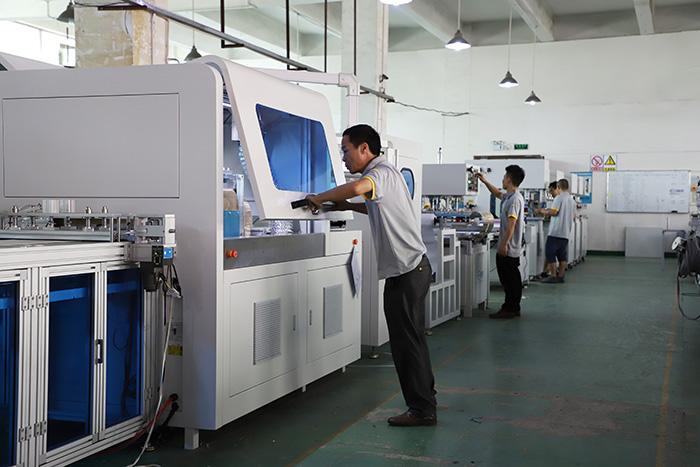 日力-工厂设备展示