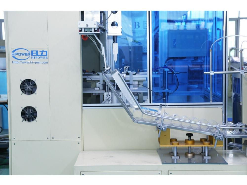 全自动片材圆筒成型机 印刷圆筒成型卷边机