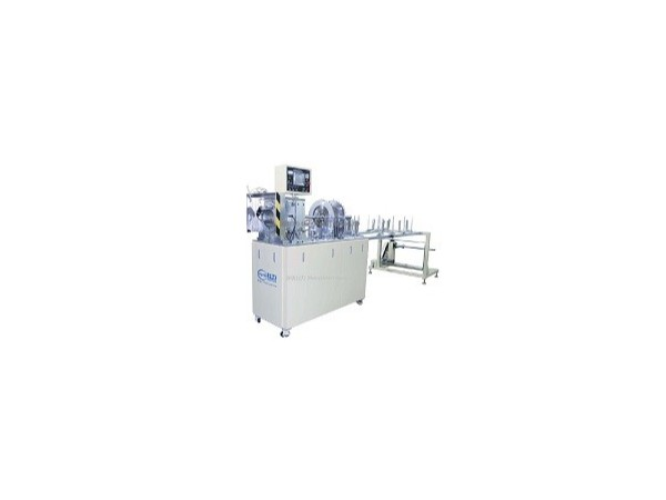 自动化PVC圆筒机配件的安装方法